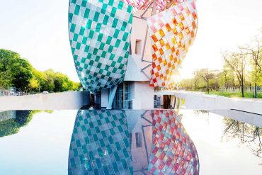 Observatory of Light, Daniel Buren