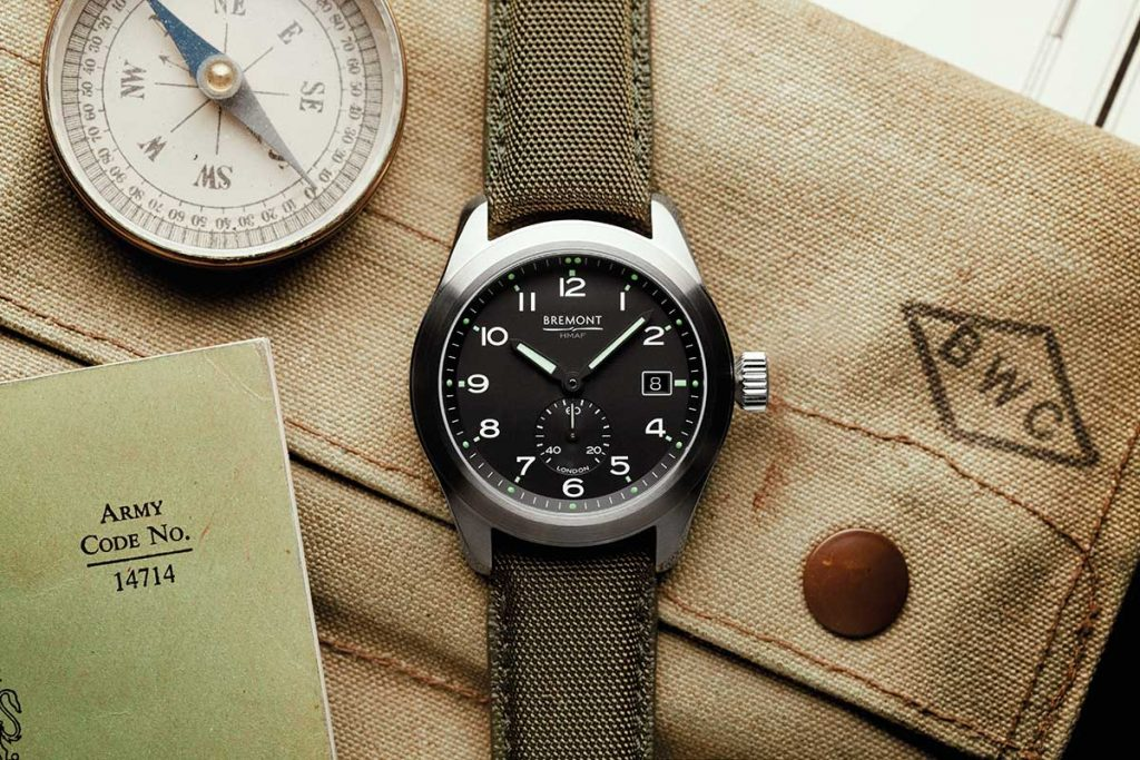 Herrenuhr Bremont Armed Forces