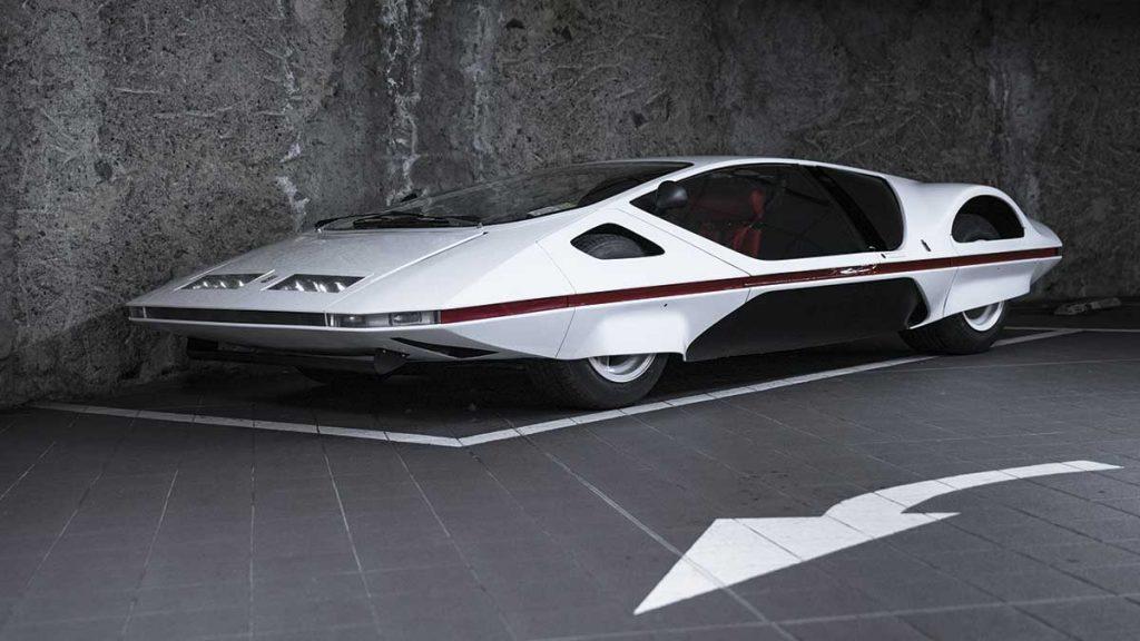Concept Car Pininfarina-Design 1970: Ferrari 512 S Modulo