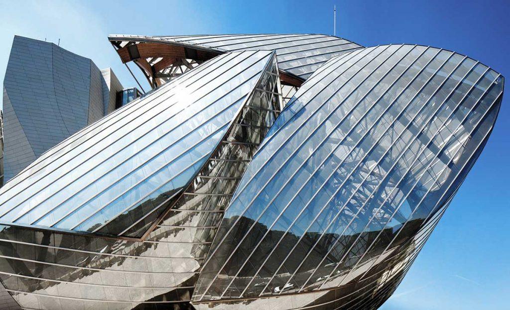 Frank Gehry, Fondation Louis Vuitton Paris – 2014 Todd Eberle