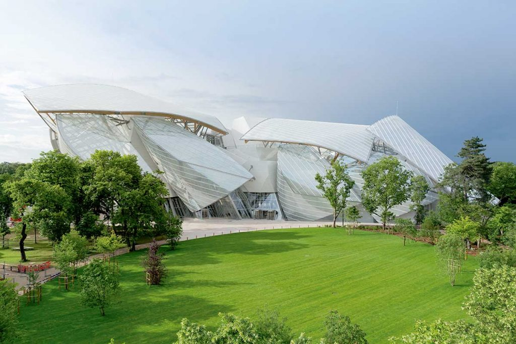 Louis Vuitton Fondation Paris – Iwan Baan 2014