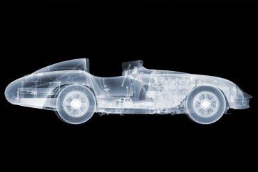 x-Ray Röntgenbild von Nick Vaesey