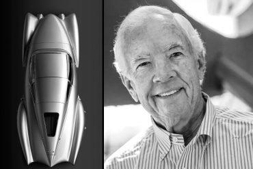 Concept Car und Peter Mullin