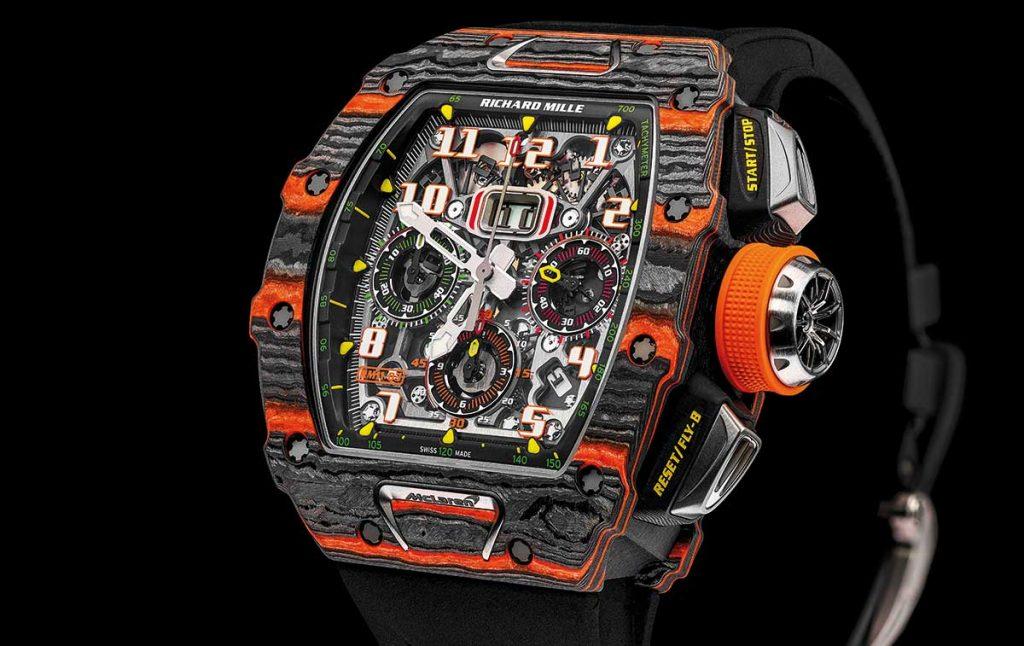Armbanduhr Richard Mille und McLaren RM 11-03