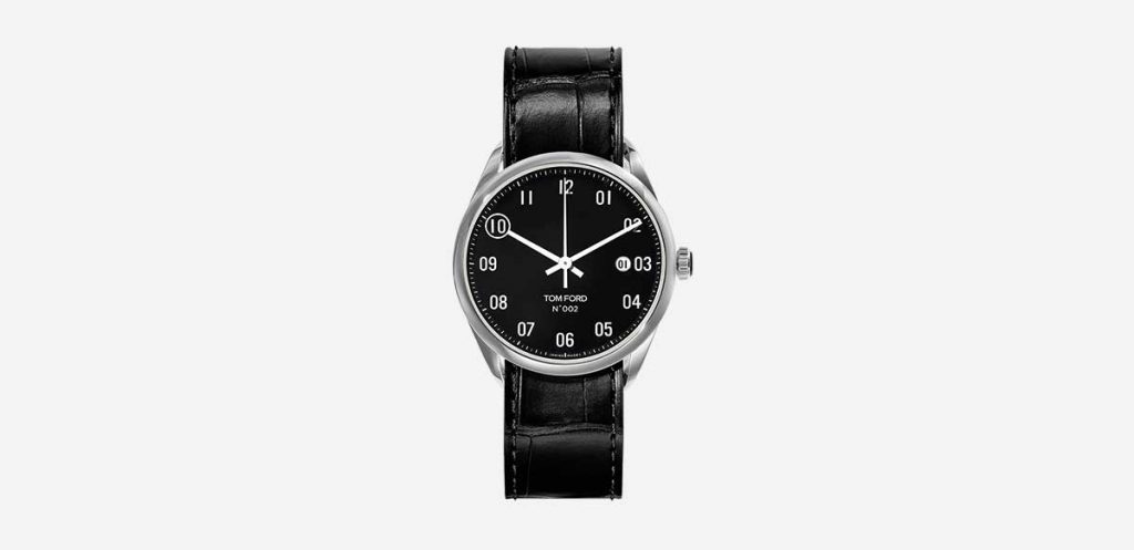 Herrenuhr Tom Ford N° 002