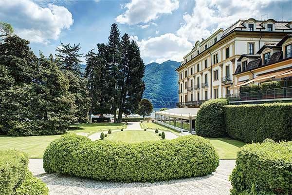 Villa d'Este Gärten