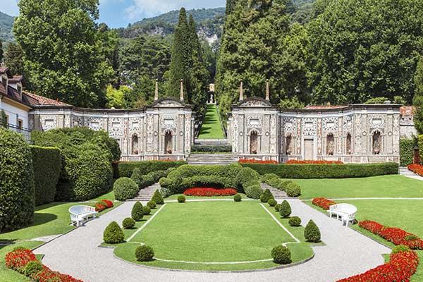 Villa d'Este, The Mosaic