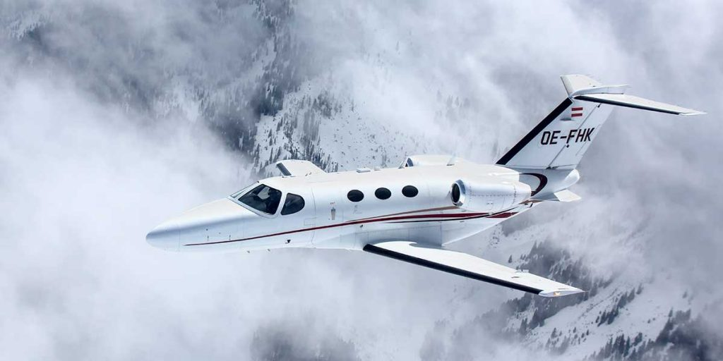 Cessna Citation Mustang Privatjet