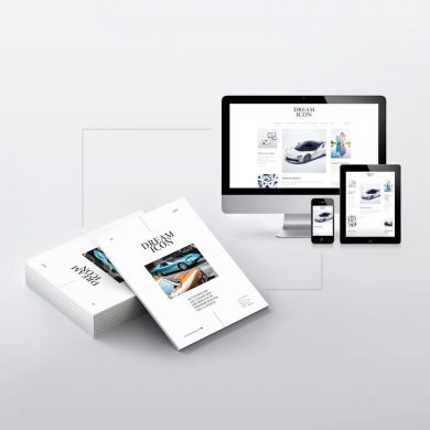 DREAM IOCN Magazin Print und Digital