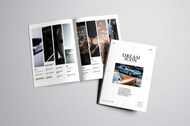 DREAM ICON Printmagazin