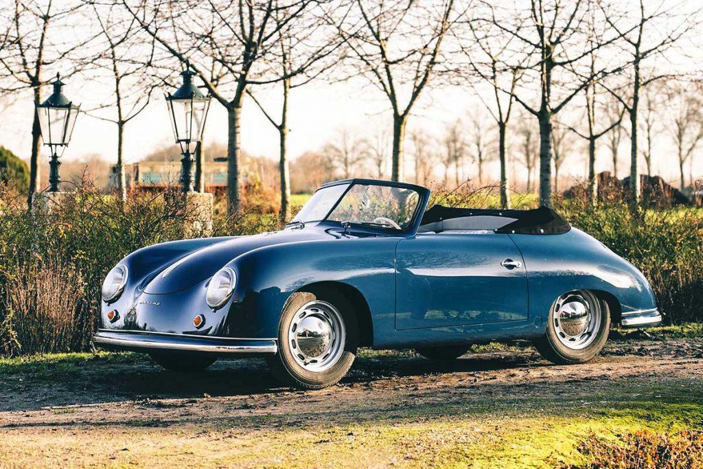 1952 Porsche 356 'Split-Window' Cabriolet by Gläser