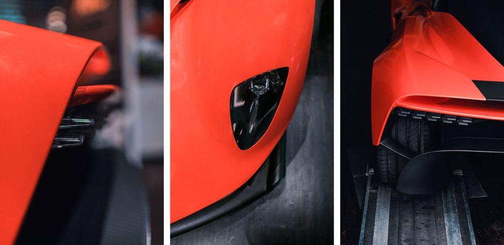 Aston Martin Valhalla Außendetails