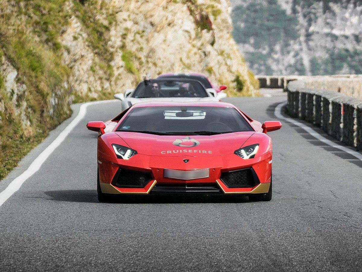 Cruisefire The Drive Lamborghini