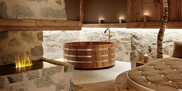 Lefay Resort private SPA