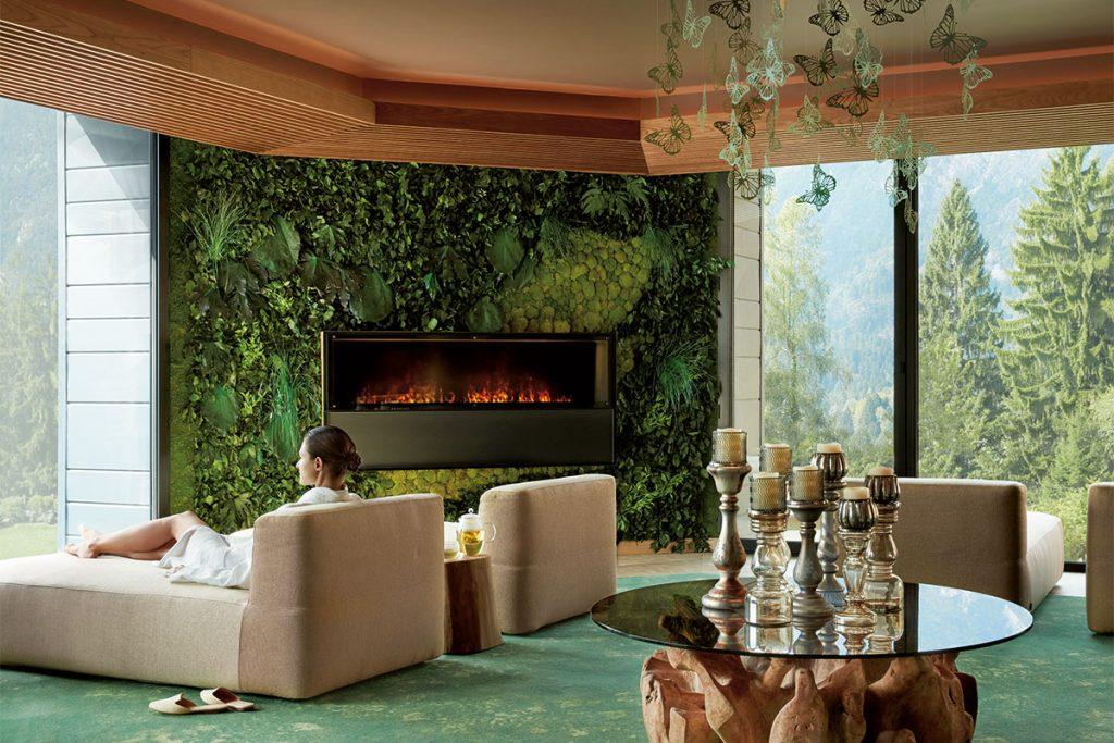 Lefay Resort Entspannungsbereich