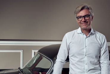 Christian Finke, CEO von AIL Leasing